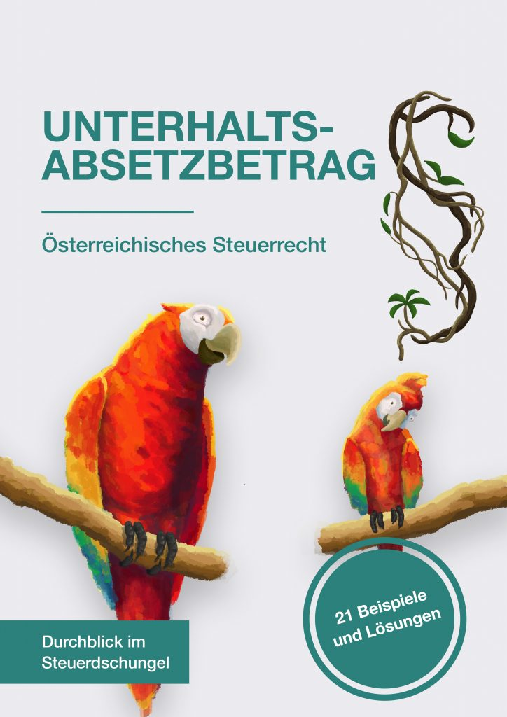 Cover Unterhaltsabsetzbetrag